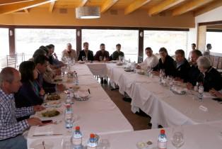 Se compromete Sectur a fortalecer ruta del vino en BC, como parte dela política gastronómica