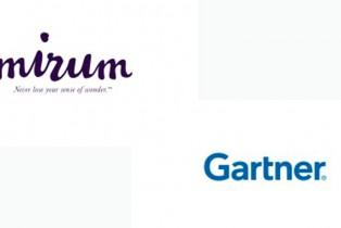 Mirum es nombrada como Visionaria dentro del más reciente estudio realizado por Gartner