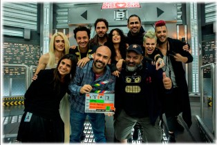 "Christopher Von Uckerman ex RBD regresa a la TV por FOX ""2091"""