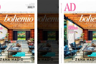 Architectural Digest México: Entrevista exclusiva Zaha Hadid