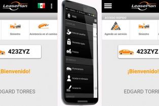LeasePlan lanza la primera aplicación móvil para arrendatarios de vehículos