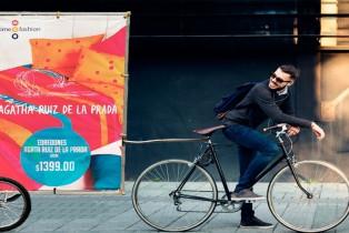 Bicible el nuevo concepto de publicidad sustentable