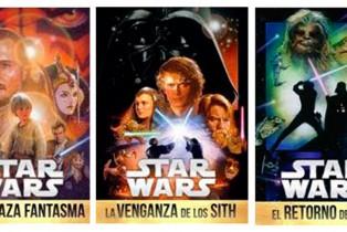 Seis películas en blim para festejar el Día de Star Wars