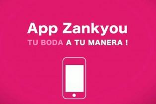 ZANKYOU lanza su nueva aplicación móvil para la organización integral de bodas