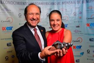 GNP y TERAN / TBWA ganan por segundo año consecutivo el Caracol de Plata en Campañas