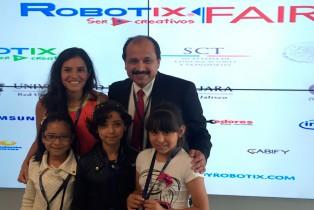 Robótica para niños clave para una nueva sociedad del conocimiento