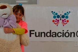 Araceli Arámbula y Fundación GIN celebraron a niños con cáncer en el Día del Niño