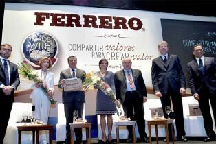 Ferrero presentó su VI Reporte de Responsabilidad Social Corporativa y anunció Centro de Investigación