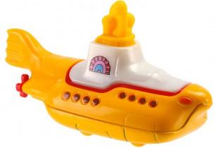 """El """"Yellow Submarine"""" de Hot Wheels y The Beatles navega hacia México"""