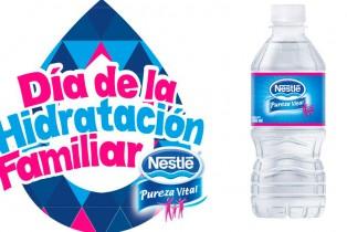 Nestlé Waters y la Secretaría de Salud firman Programa Nacional de Hidratación Familiar