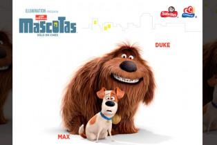 Sabritas y galletas Arcoiris de Gamesa se unen a la película La Vida Secreta de Tus Mascotas