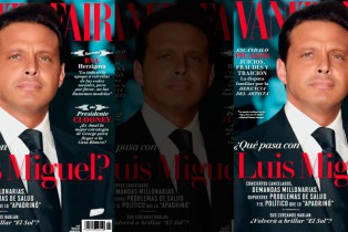INVESTIGACIÓN EXCLUSIVA: Luis Miguel en Vanity Fair México