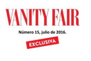 Vanity Fair México Julio