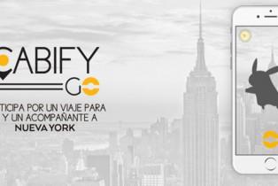 Cabify lanza nueva categoría Cabify GO y premia a usuarios