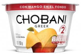 Chobani, marca líder en Estados Unidos, llega a México