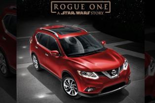 """Nissan se une a Lucasfilm para lanzar la campaña promocional de """"Rogue One: Una Historia de Star Wars"""""""