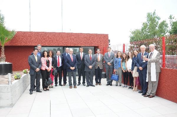 Qu litas inaugura nuevas oficinas multipress for Oficina qualitas auto