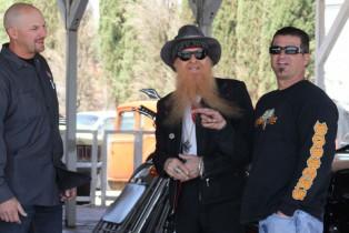 Billy Gibbons de la banda ZZ Top, llega a los Martes de Motores de Discovery