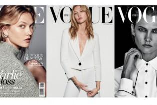 #VogueOctubre con Karlie Kloss
