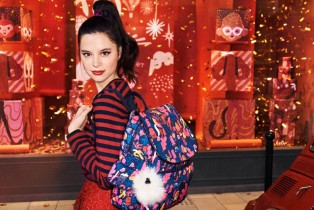 """Kipling colección HOLIDAY """"Be Wrappy Be Bright"""""""