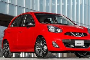 """Nissan March es reconocido como """"Mejor Vehículo Subcompacto Básico"""""""