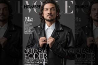 León Larregui encabeza la portada de #VogueHombre México