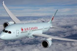 Air Canadá reporta resultados anuales 2016