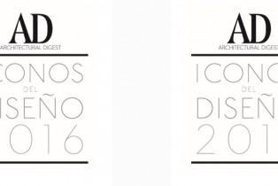 Conoce a los ganadores de AD Iconos del Diseño 2016