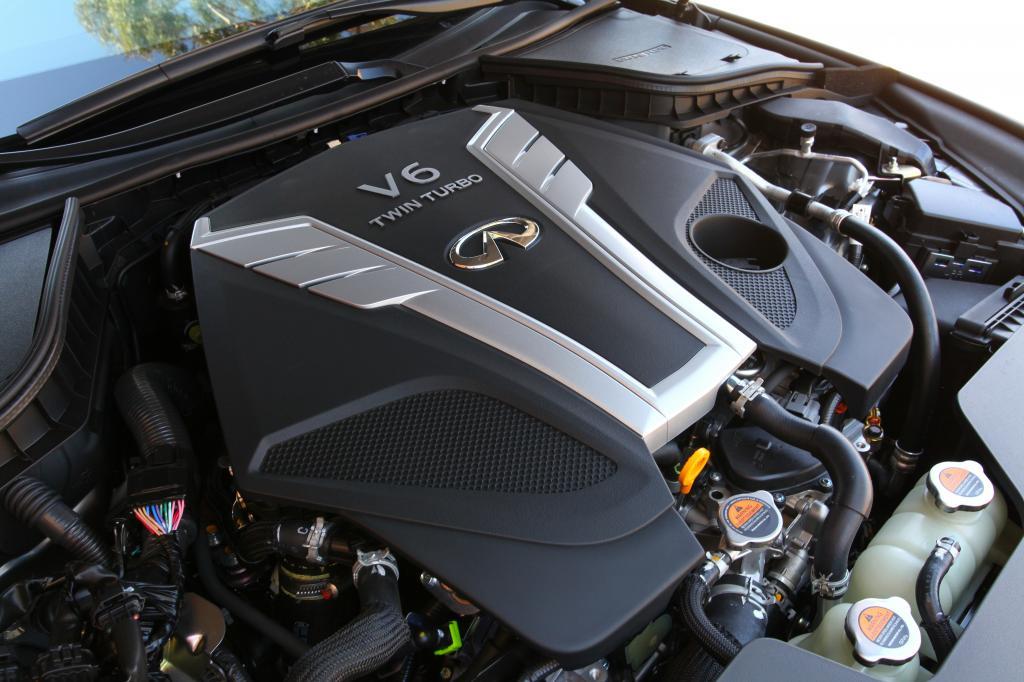 La nueva tecnología en su transmisión V6 ofrece 400 HP, entregando un emocionante manejo