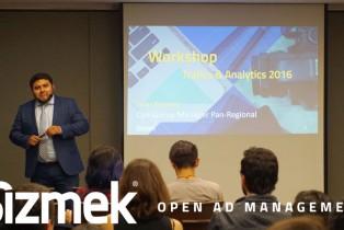 Sizmek ayuda a homologar el conocimiento entre planners y traffickers de las agencias