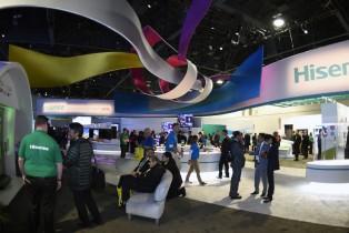 Hisense apuesta por la más alta tecnología en pantallas en CES 2017