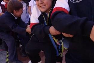 Papalote Museo del Niño y FCB México crean la cuerda tiramuros