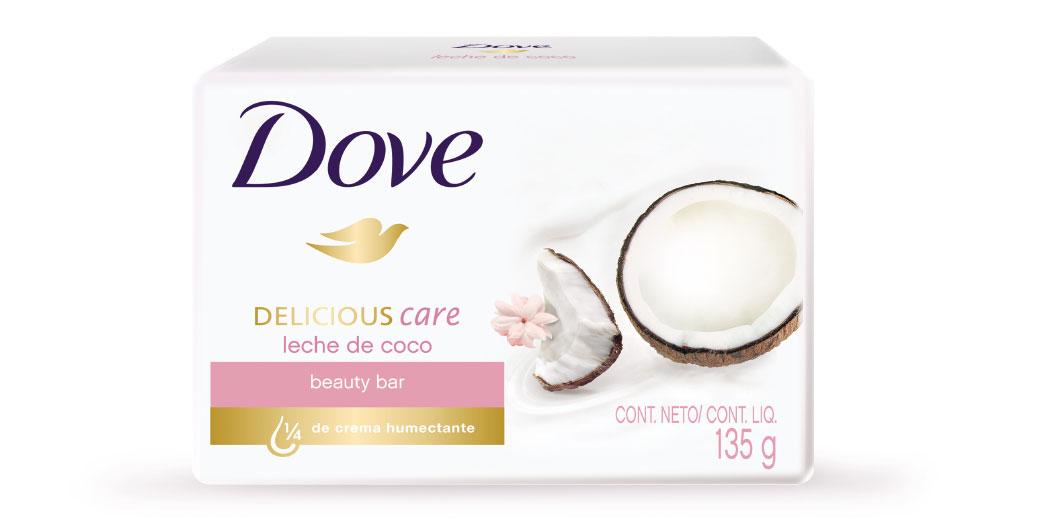 Dove Delicious Care Leche De Coco Multipress