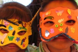 Fundación Origen convierte a Villa Victoria en una fábrica de sonrisas