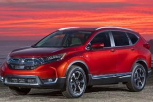 Honda CR-V, HR-V, Pilot y Odyssey 2017 Nombradas Mejores Autos Familiares 2017
