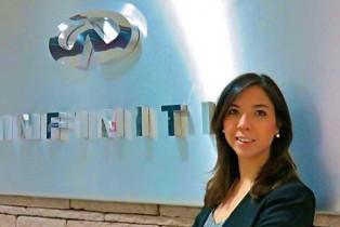 INFINITI anuncia nombramiento de Patricia Palencia como senior Manager