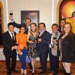 Nehemias Martínez, Nathaly de la Cruz, Arturo Iturbide, Mariana Tapia, Armando Bojorquez, Cesar Rafael, Julio César Pérez-Zavala, Nicte Bustamante