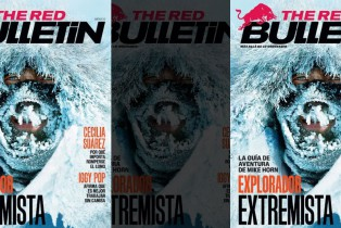 Rediseño The Red Bulletin