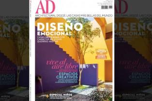 AD MÉXICO ABRIL 2017 - Residencia por Víctor Legorreta