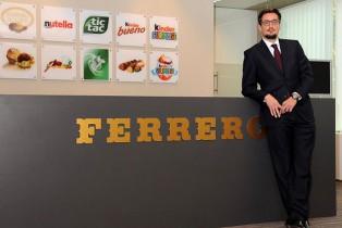 Grupo Ferrero anuncia sus nuevos cambios de dirección