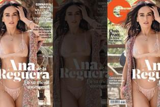Ana de la Reguera es la protagonista de la portada de GQ México