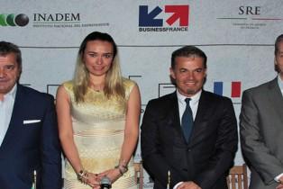 INADEM impulsa el emprendimiento mexicano en Francia