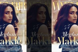 Portada Vanity Fair México Mayo con Meghan Markle