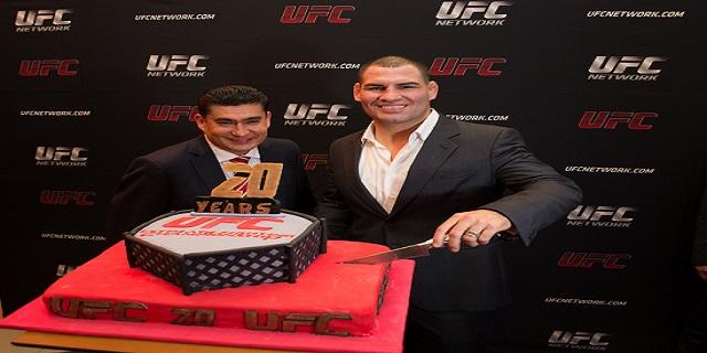 UFC festeja su 20 aniversario con documental