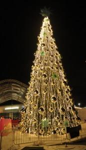Arbol de Navidad Liverpool Atizapan (1)