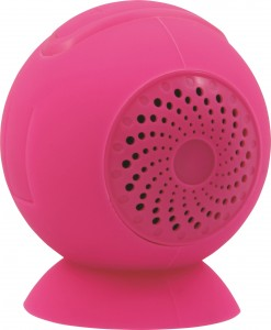 Bocina Fashion rosa alta