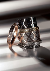 CHARRIOL Cuff bracelet set FOREVER YOUNG