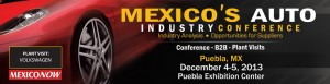 Logotipo Mexico's Auto Industry Conference