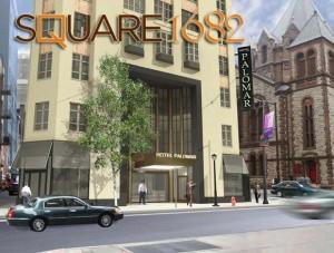 Square 1682. Philadelphia, Pennsylvania