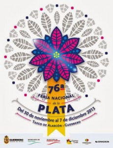 feria nacional de la plata Taxco 2013